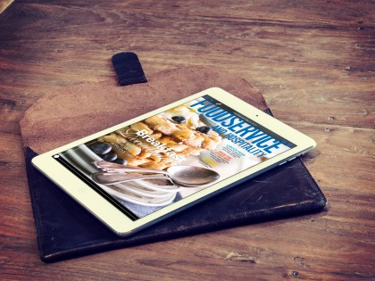 Foodservice and Hospitality iPad App