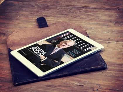 Hotelier iPad App